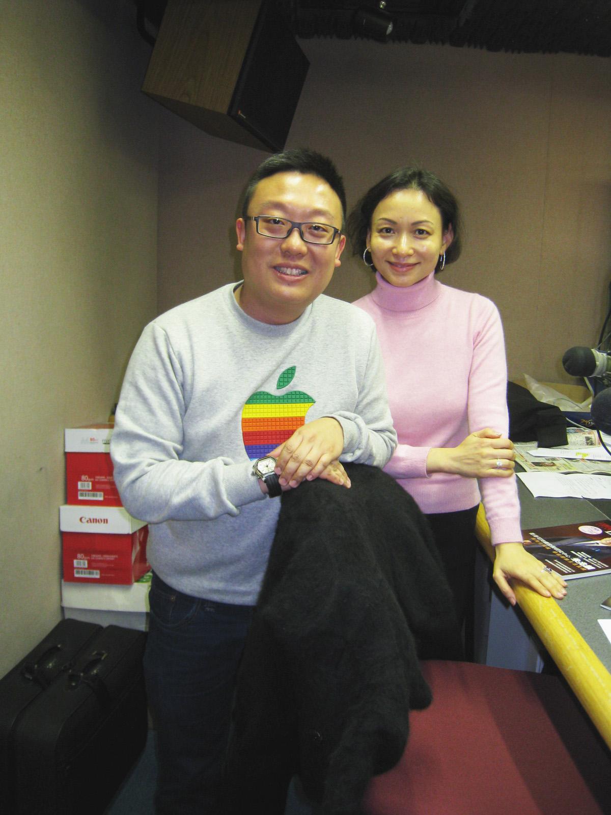 Metro Radio MatroInfo Interview
